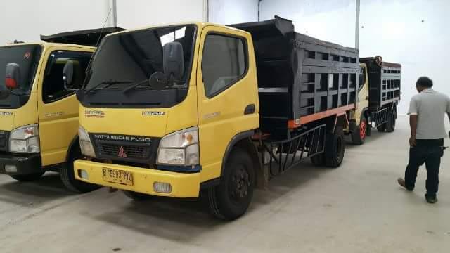Lapak Truck Mitsubishi Murah DT HD125