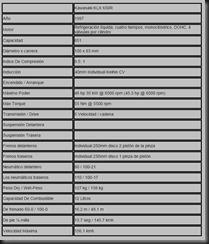 KLX 650 especificaciones 1997