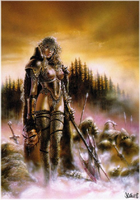 Nature Of Butcherly Creature, Magick Warriors 5