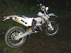 2012 KTM 250XC