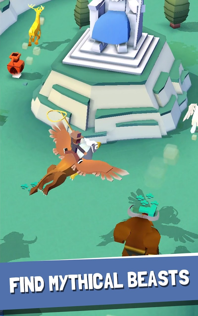 Rodeo Stampede:Sky Zoo Safari Screenshot 12