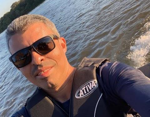 Analista da ATI morre em acidente de jet ski no Piauí