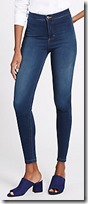 M&S Collection High Rise Super Skinny Jeans