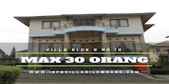 Sewa Villa Di Lembang Untuk Rombongan