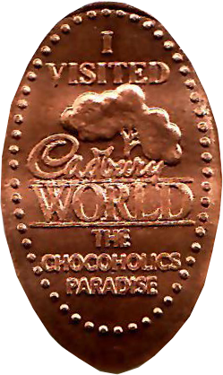 Cadbury World Penny