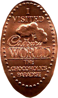 Cadbury World Penny