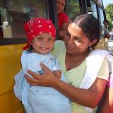 Mütter auf Ometepe