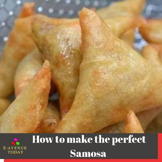 How to make the perfect Samosa