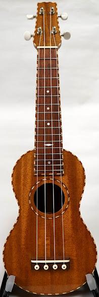 Kazuhiko Iwaki strings Factory Soprano Ukulele