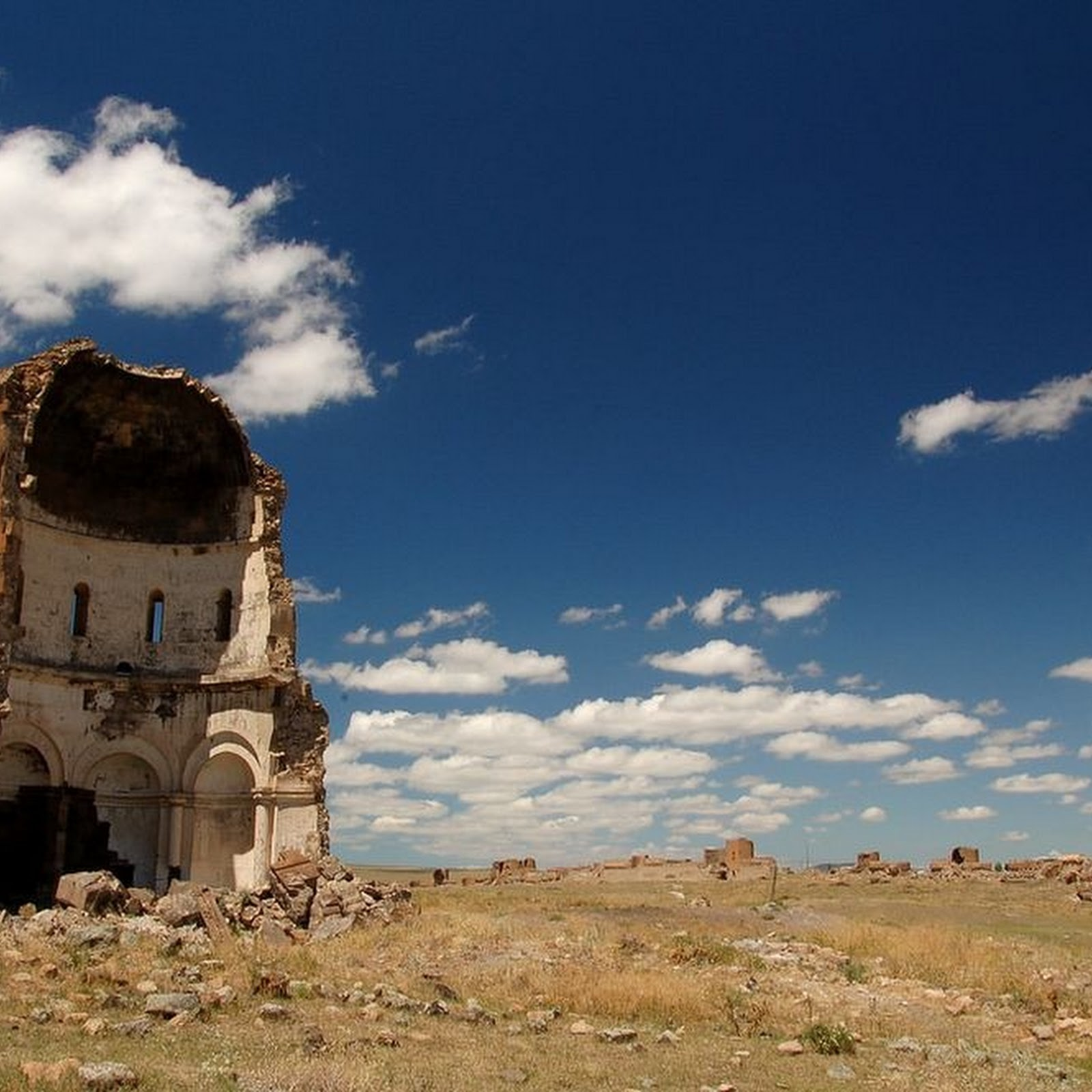 The Ruined Churches of Ani, Northeast Turkey