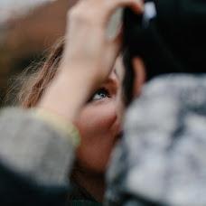 Wedding photographer Nastya Danilyuk (lisaikot1). Photo of 16.11.2016