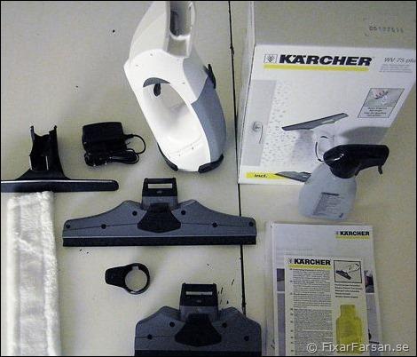 Kärcher-Fönstertvätt-WV-75Plus-innehåll