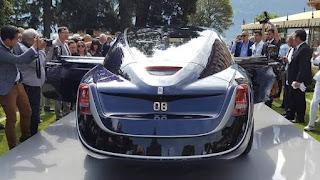 2017 Rolls Royce Sweptail