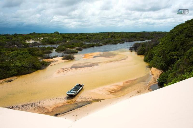 Lagoa da Betania - Santo Amaro, foto: Viagem na foto
