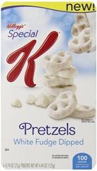 special k white pretzel