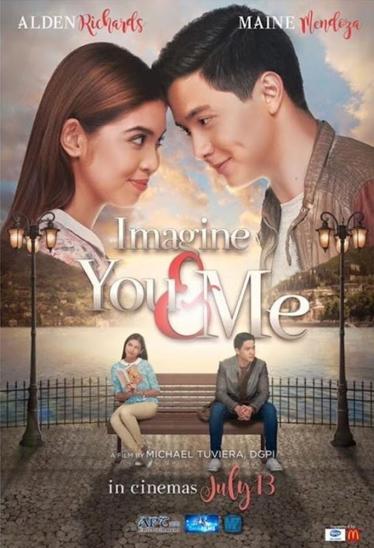 Imagine You and Me - Poster