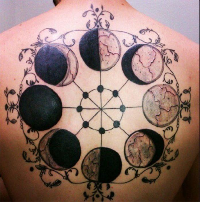preto_slido_fases_da_lua_com_o_artstico_envolvendo_fronteira_volta_completa_da_tatuagem