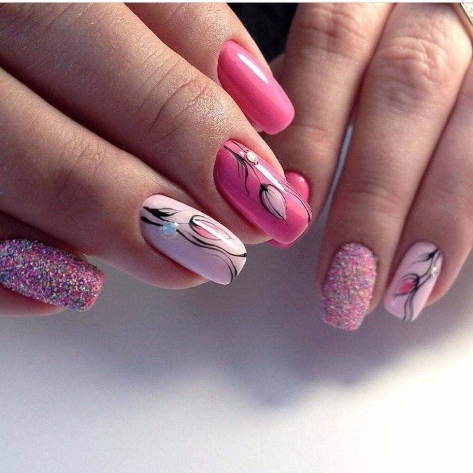 Latest Trends In Nail Art For 2017 - style you 7