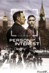 Kẻ Tình Nghi (Phần 1) - Person Of Interest Season 1 poster