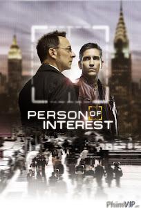 Kẻ Tình Nghi (Phần 1) - Person Of Interest Season 1 poster