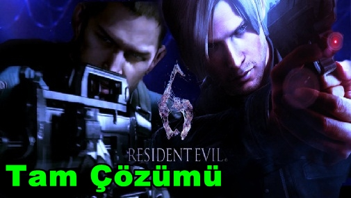 Resident Evil 6 Tam Çözümü