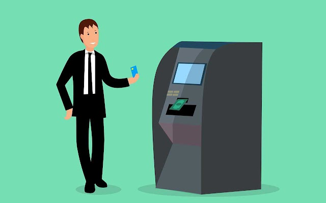 Full Form of ATM - ATM'S Defnition - How ATM Works etc