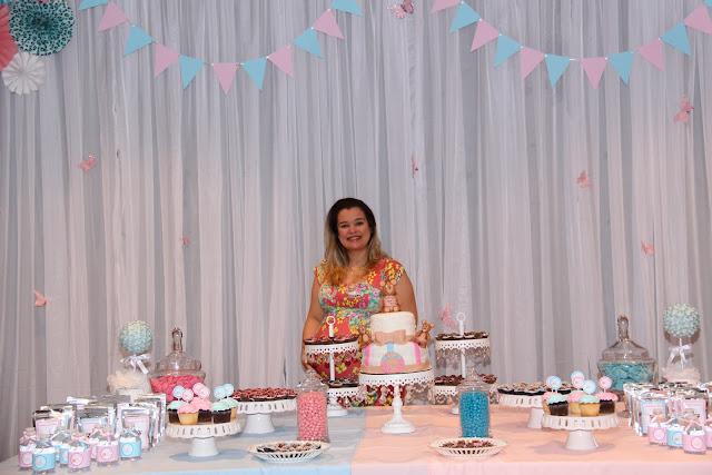 Baby Shower - De Mulher Para Mulher & Mães Amigas de Orlando - IMG_7886.JPG