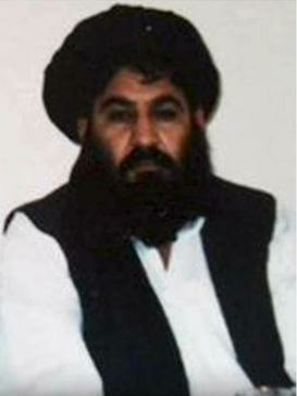 Mullah Mansour(leader of Taliban )