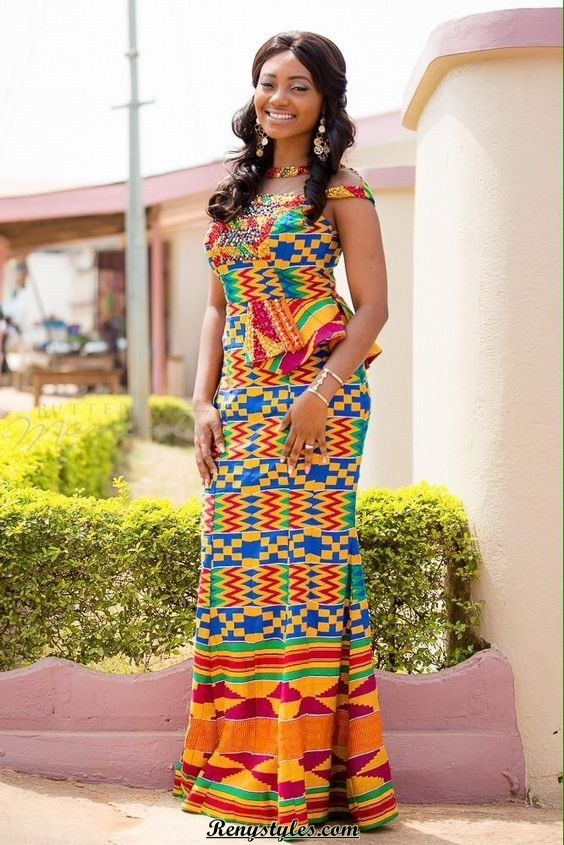 South African shweshwe Hot and Stylish Dresses for Women 3