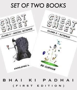 BHAI KI PADHAI SCIENCE & SOCIAL SCIENCE CLASS 10 CHEAT SHEET pdf free dowload