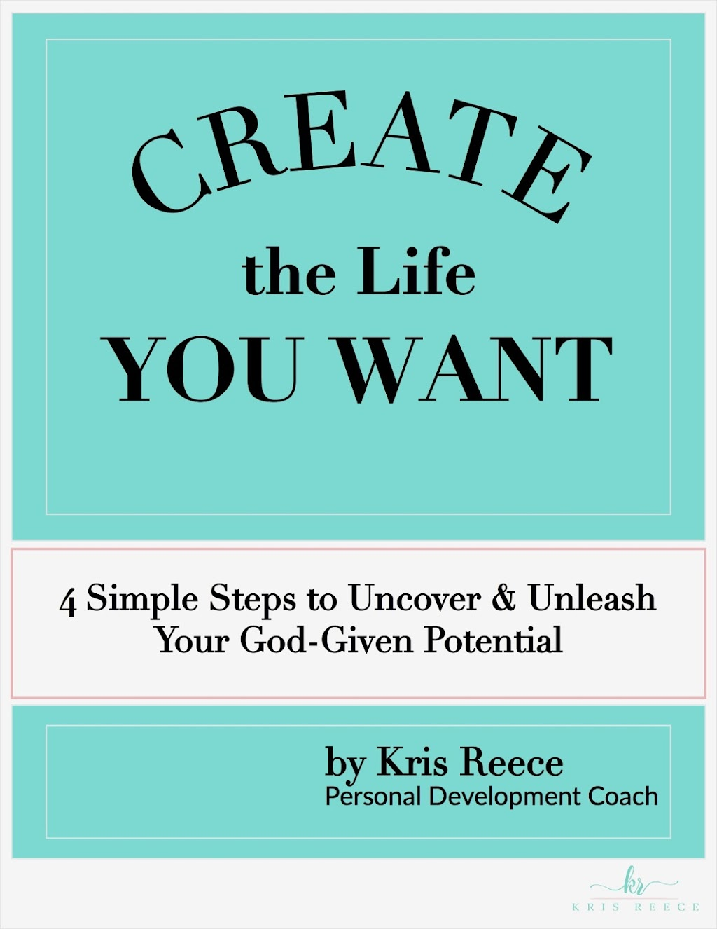 Kris Reece - Create the Life You Want