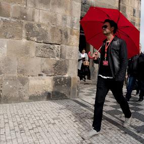 Praha, 2016 by Libor Choleva - People Street & Candids