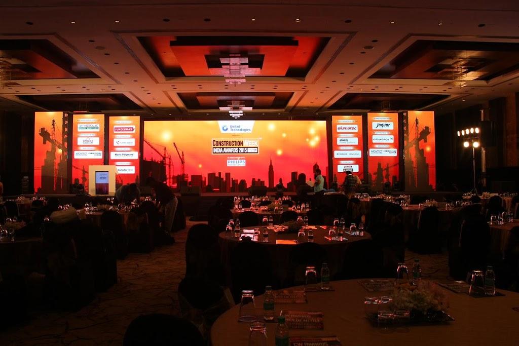 Construction Week India Awards 2015 - Sahara Star 1