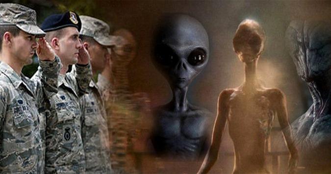 contato alien - Reuniões presenciais estão sendo realizadas entre autoridades americanas e raças extraterrestres
