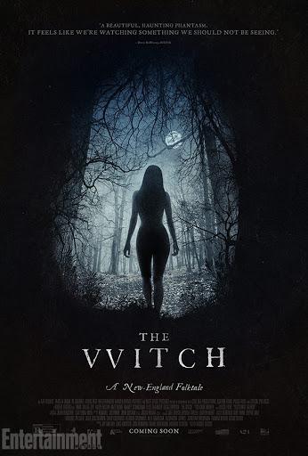 Η Μάγισσα (The Witch) Poster