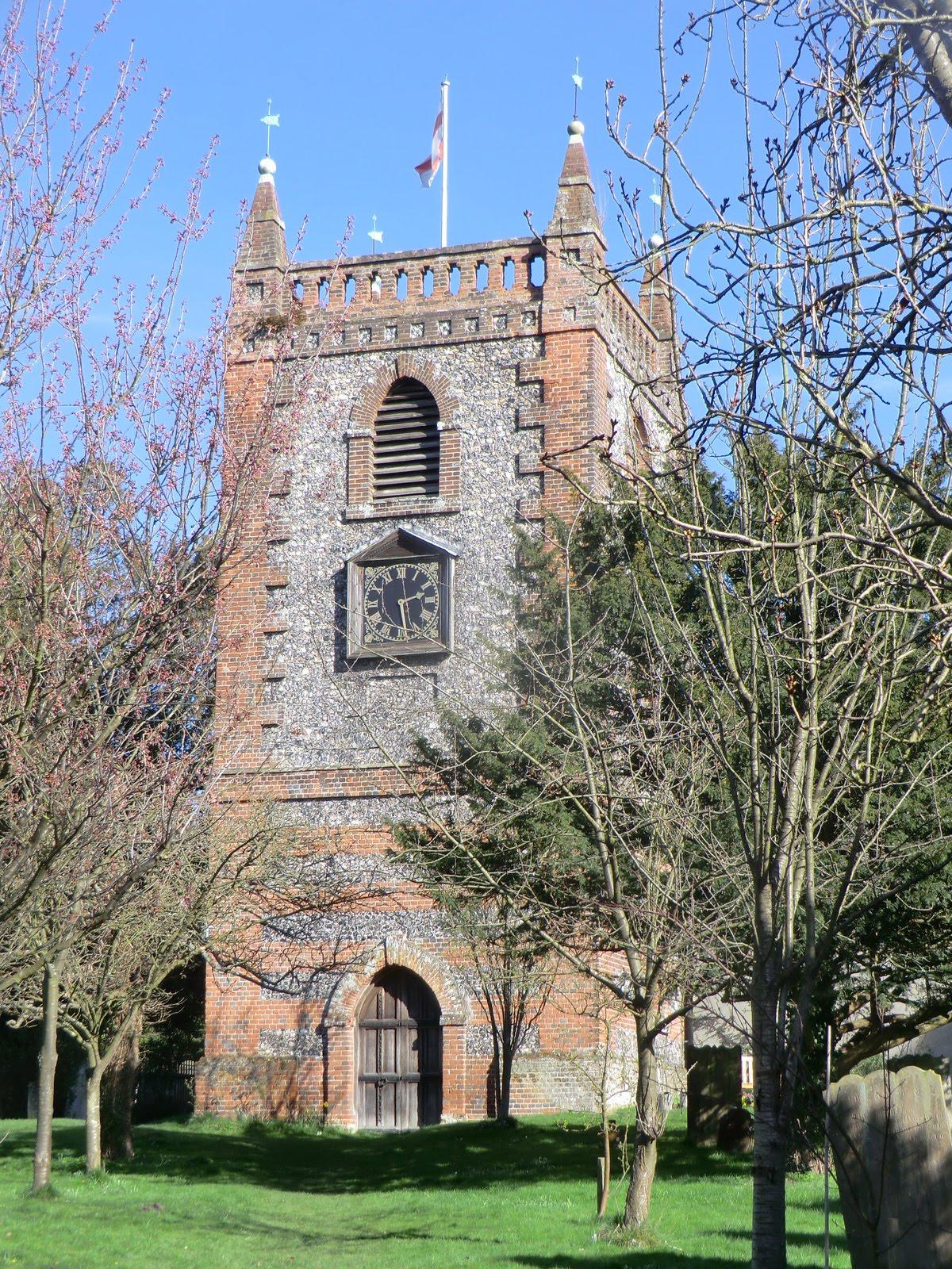 CIMG9115 Ss Peter & Paul church, Shoreham
