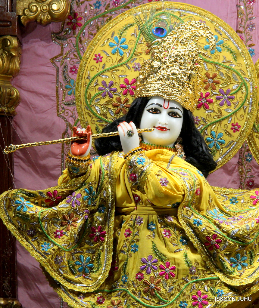 ISKCON Juhu Mangal Deity Darshan on 18th Jan 2017 (16)