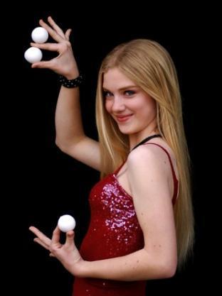 Beautiful Magician Krystyn Lambert