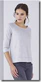 The White Company linen mix top