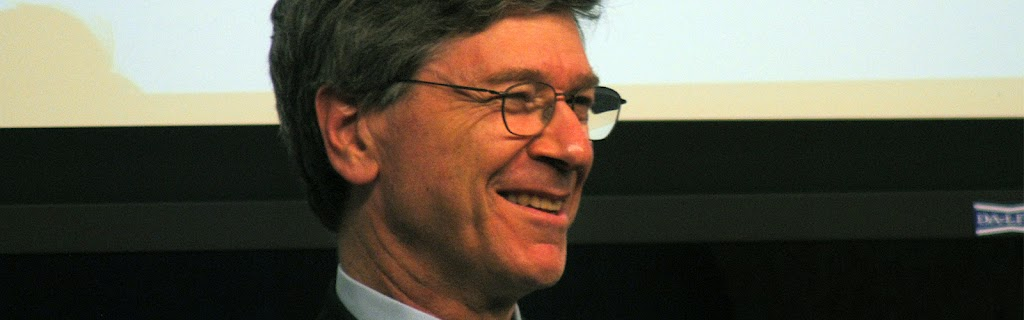 Vatican aligns with free-market advocate Jeffrey Sachs