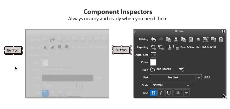 cara membuat desain user interface menggunakan balsamiq mockups