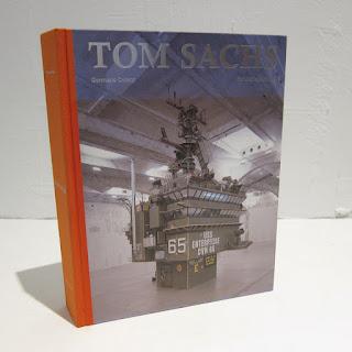 Tom Sachs Book