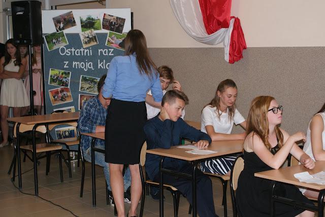 Pożegnanie klas trzecich gimnazjum - DSC06279.JPG