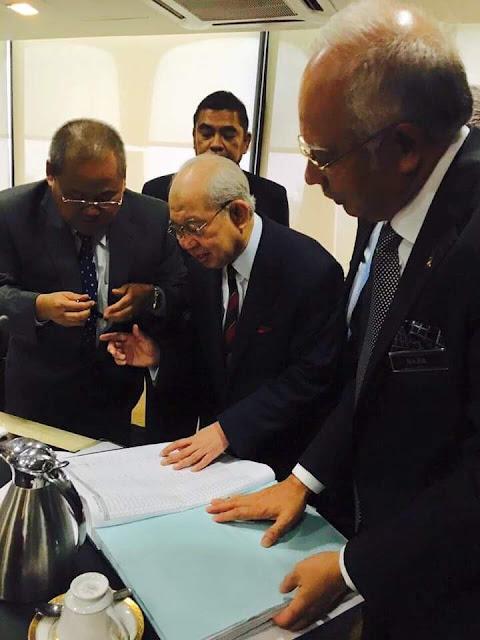 Ku Li Sokong Najib