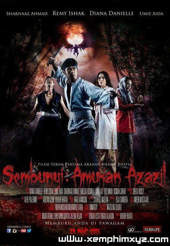 Quỷ Dữ Lộng Hành - Amukan Azazil