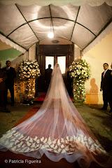 Foto 0767. Marcadores: 03/09/2011, Casamento Monica e Rafael, Glorinha Pires Rebelo, Rio de Janeiro, Veu