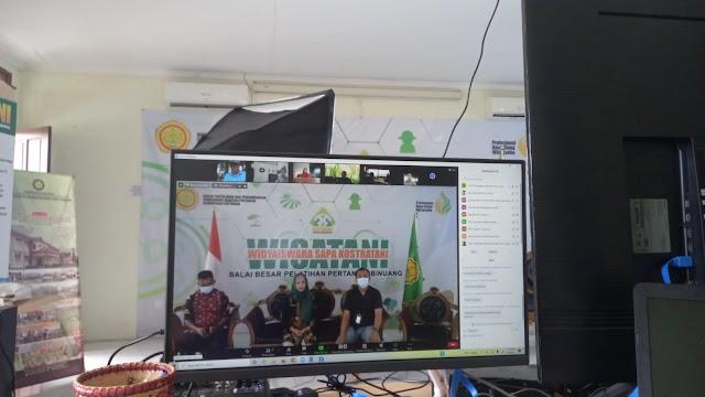 P4S se-Kalimantan Cetak Petani Milenial bersama Kementan