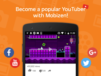 Mobizen Screen Recorder- screenshot thumbnail