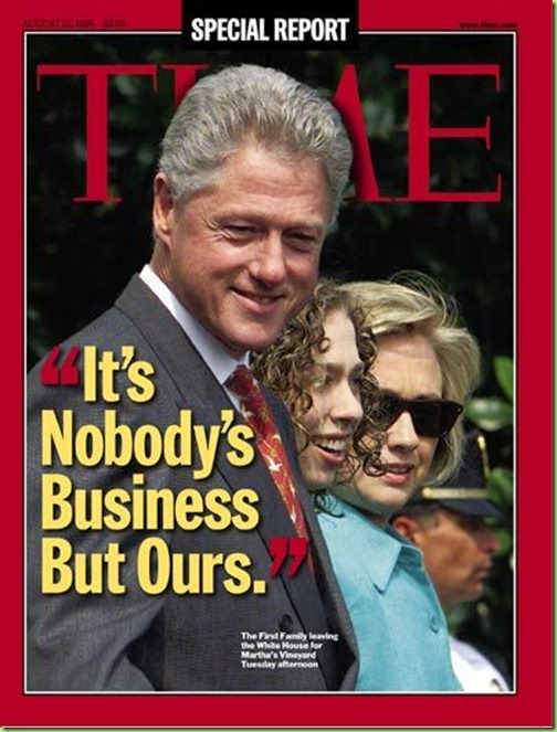 clintons business