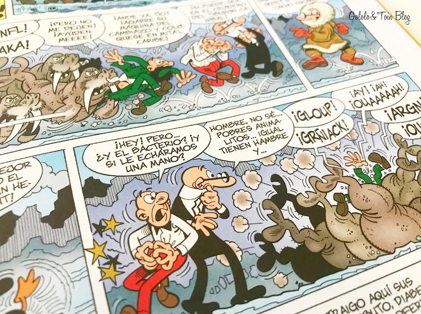 Cómics de Mortadelo Y Filemón